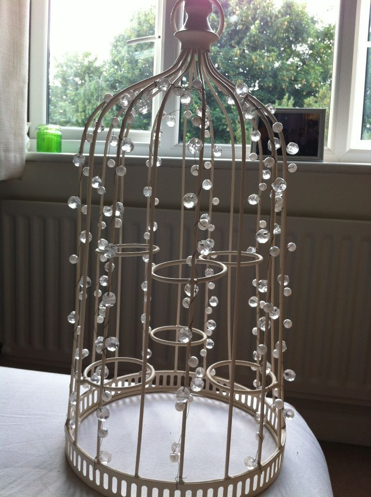 Bird Cage Lanterns X 10 Wedding Decorations