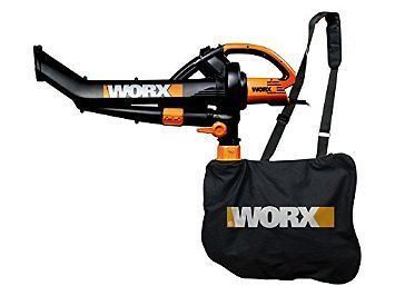 Worx WG501E 3000W Blower/ Mulcher and Vacuum with 7 Speed Settings
