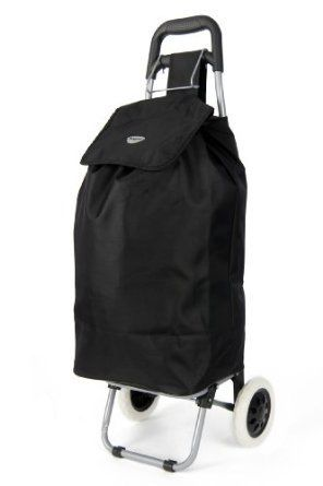 Brand new black Shopping Trolley in very good condition