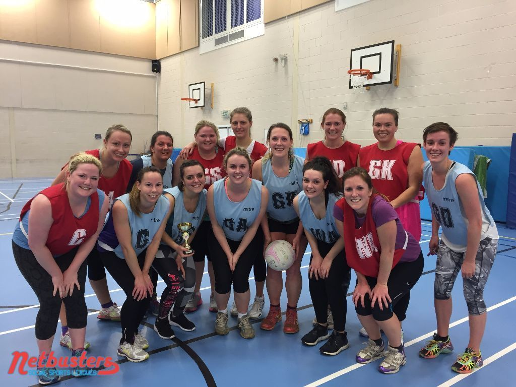 Play netball in Clapham South