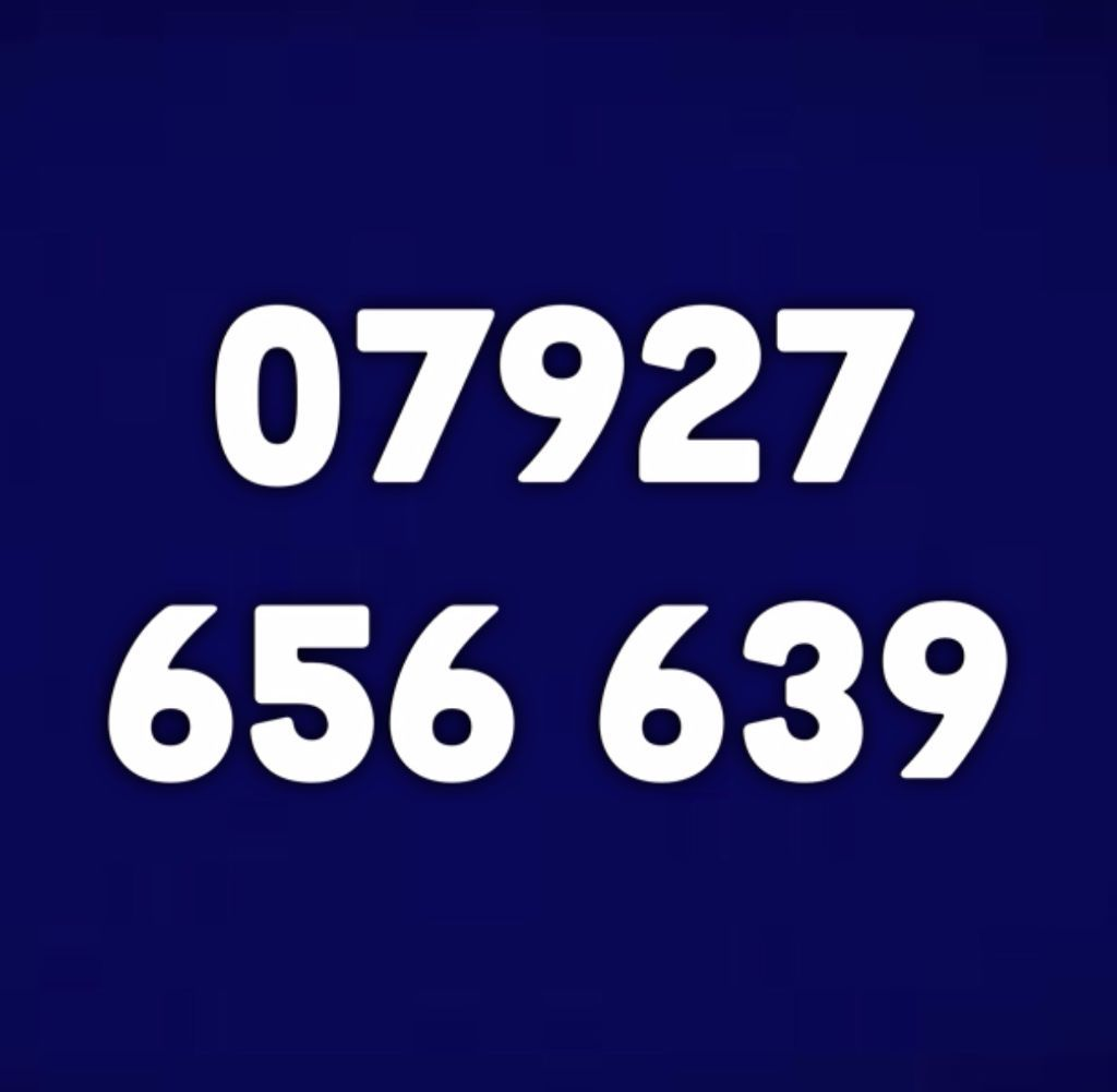 GOLD MOBILE NUMBERS - IDEAL FOR BUSINESS /PERSONAL USE - LONDON
