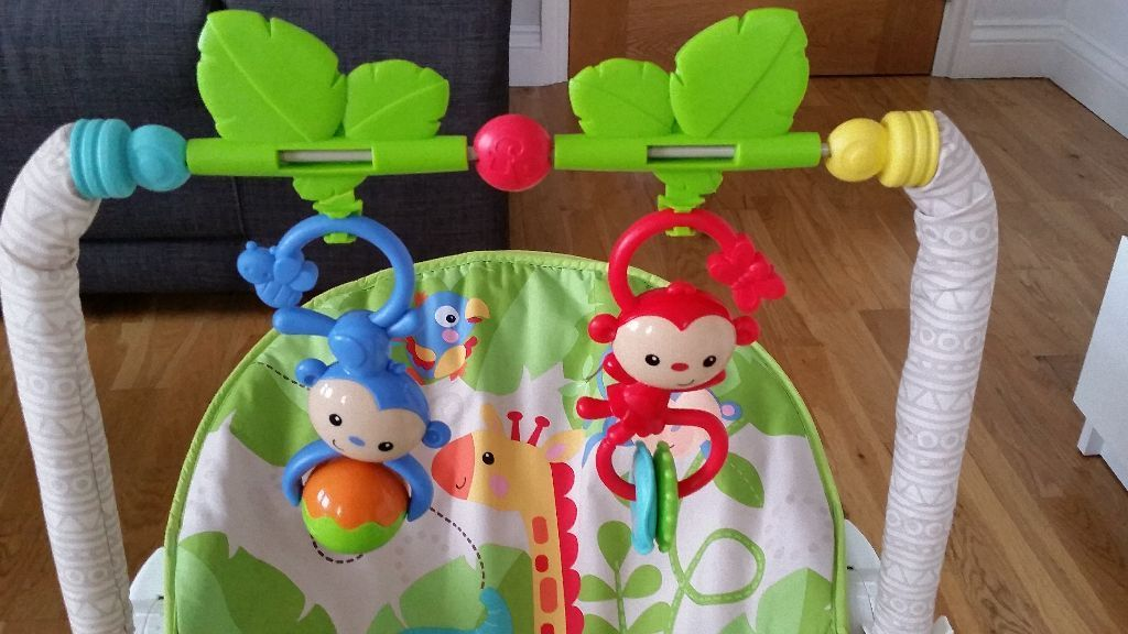 Fisher-Price Baby Rocker in excellent condition