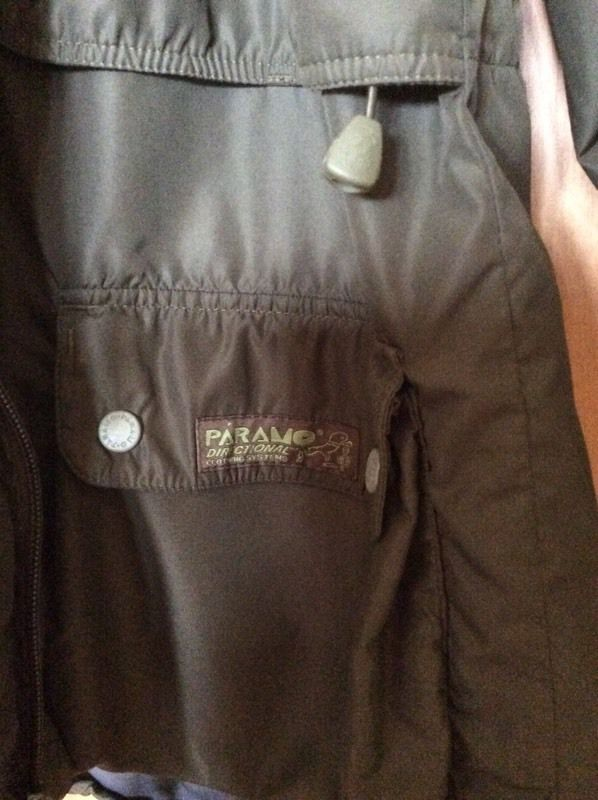 Camping hill walking jacket