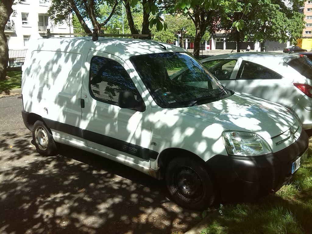 citroen berlingo van 55 registration 1.6 turbo