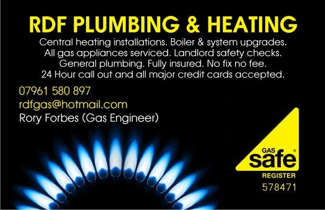 RDF PLUMBING & HEATING
