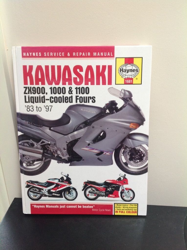 Kawasaki Haynes Manual