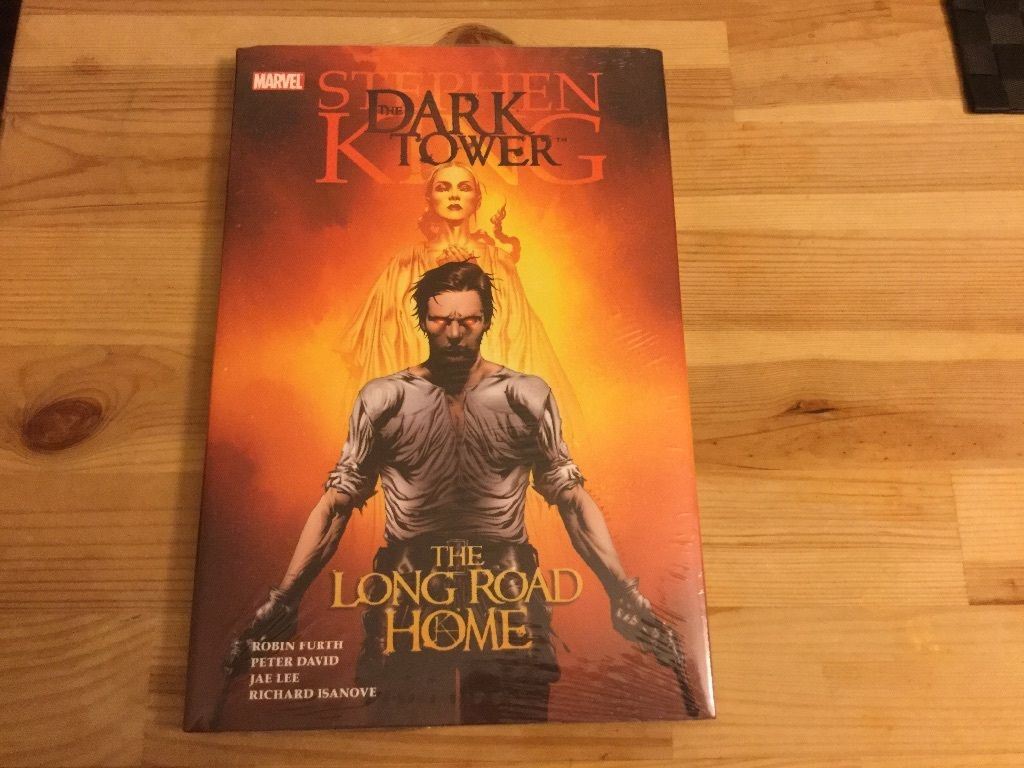 Dark Tower - The Long Road Home by Robin Furth (Hardcover, 2008)