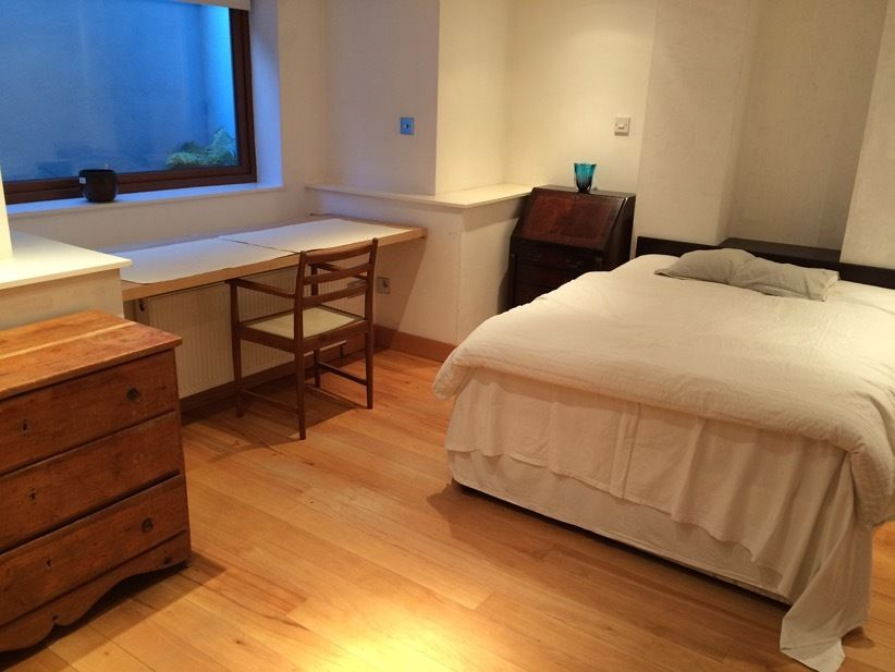 SUNNY Big Double with ensuite shower, terrace & garden, great panoramic views, SE27 Bills Inclusive
