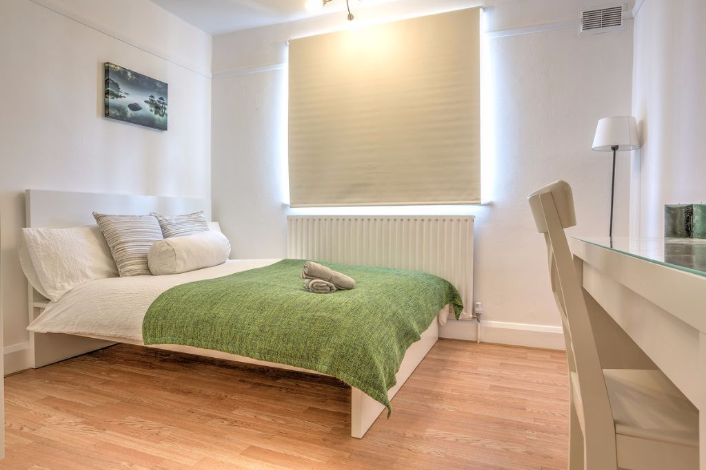 Can't be in London? Skype us now to reserve your room in the heart of Kennington!