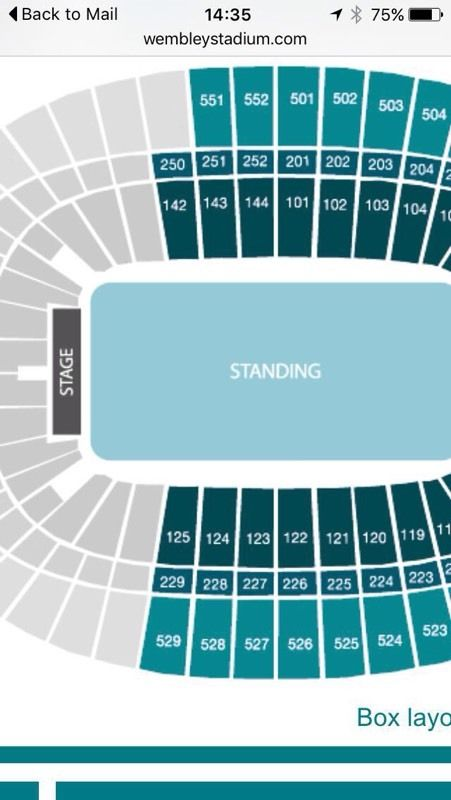 Beyonce *Block 144 club Wembley* tickets, Sunday 3rd July, O2 arena London