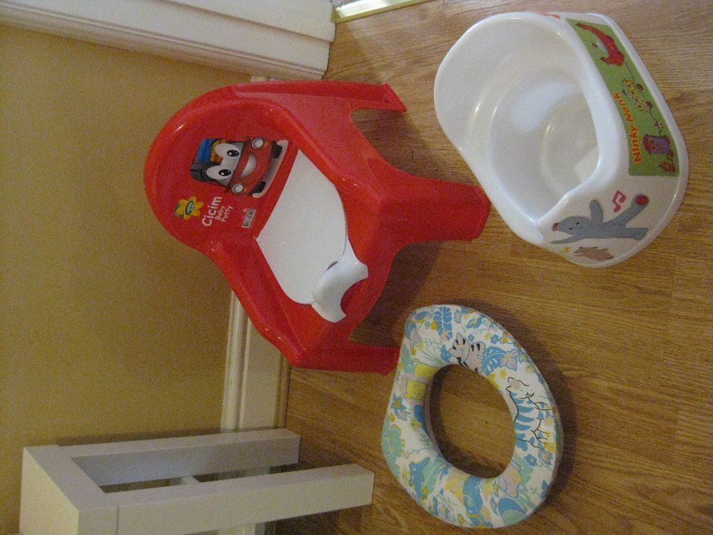 Potty Chair, Potty and Toilet Seat