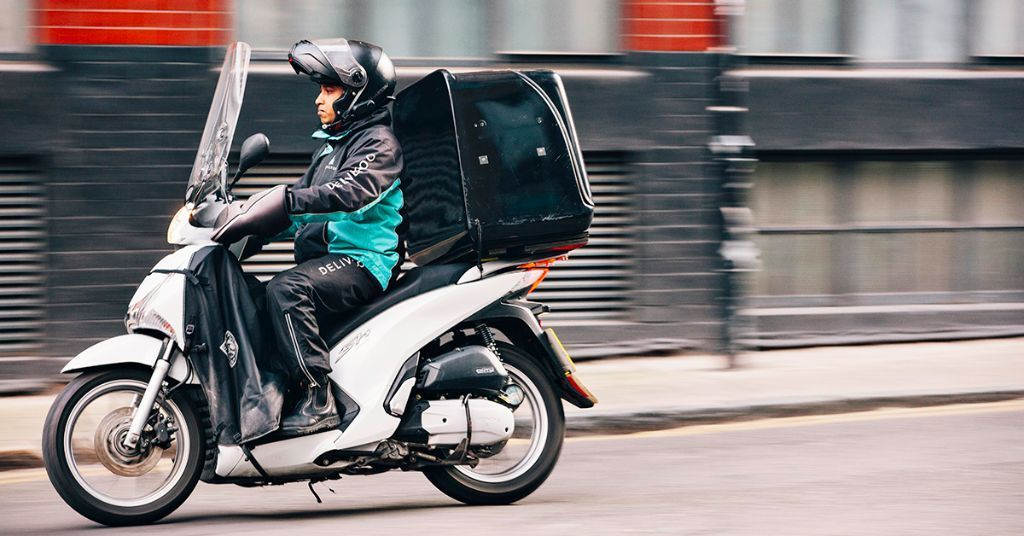 Scooter Couriers Wanted - Deliveroo London