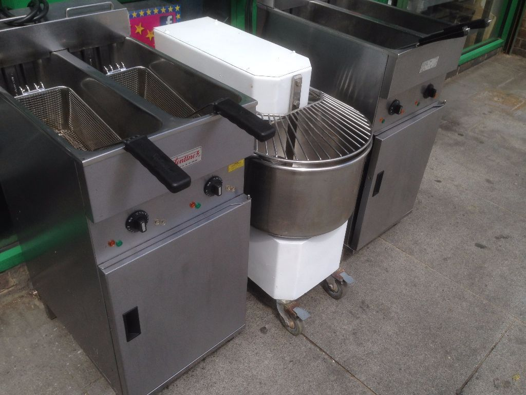 CATERING COMMERCIAL PIZZA DOUGH MIXER FAST FOOD RESTAURANT TAKE AWAY BAR