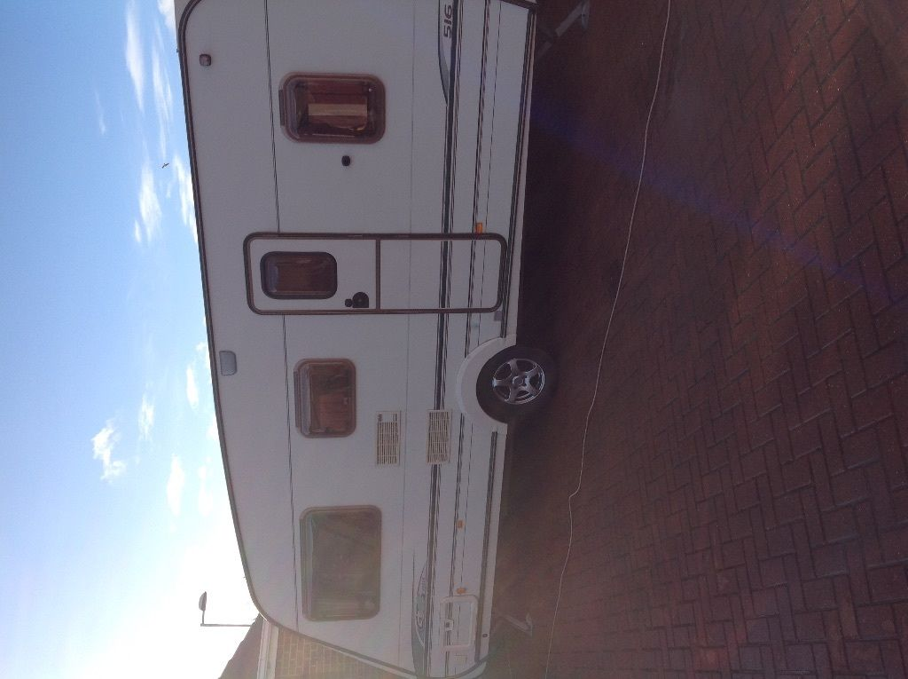 Abbey gts vogue 2003 5 berth double dinet