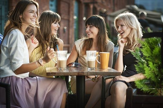 Introverts & Extroverts Make New Friends in London. (Females Only)