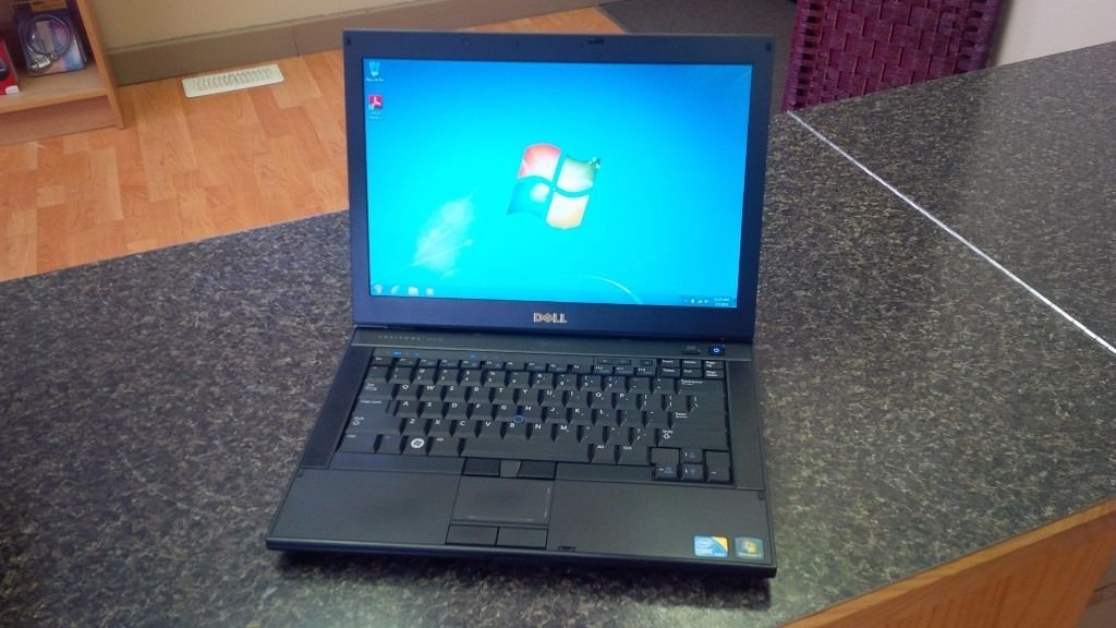 Dell Latitude E6410 Laptop - i7 cpu -160gb hdd - 2.8Ghz, 4Gb RAM clean
