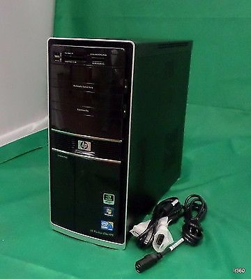 Gaming HP Desktop PC Pavilion Core i7 920 Quad 8 GB Ram ,750GB HDD