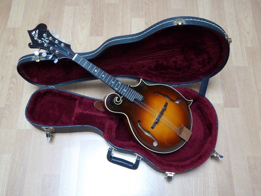 Gibson Mandolin complete with hard case