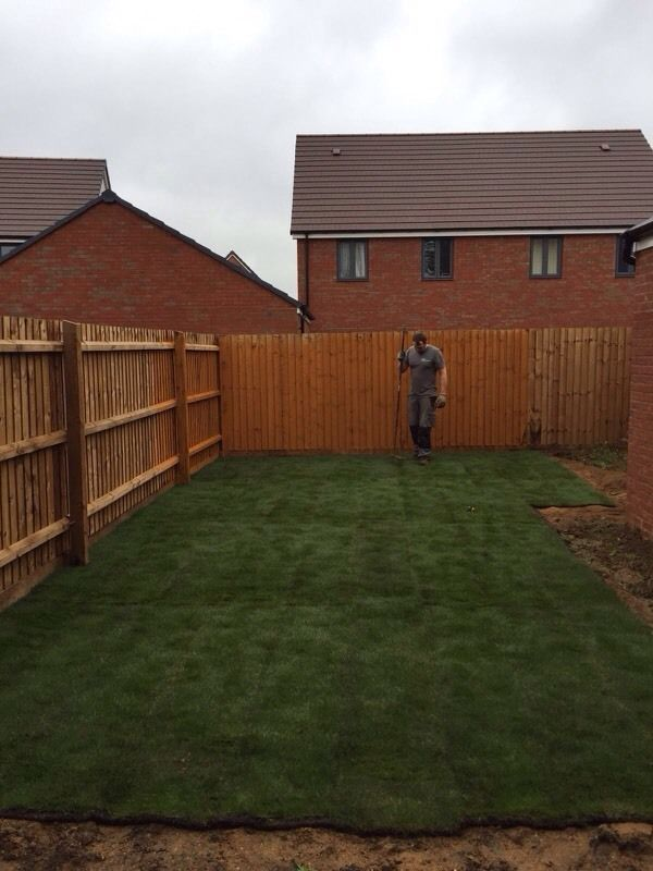 Bedfordshire. driveways, patios and landscaping