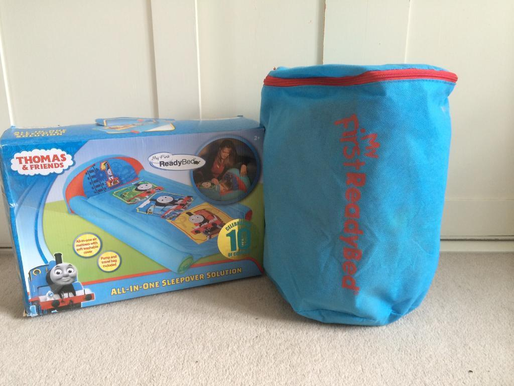 All in one sleepover solution - Thomas and Friends. As new, still in box.