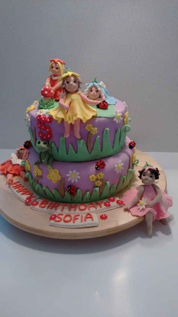 Homemade cakes that are customized for you!