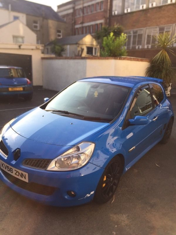 Clio rs 197 swap or px