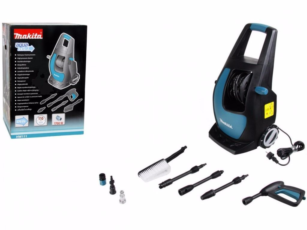 NEW HW111 MAKITA POWER WASHERS , 1600psi , 1700 watt , FREE N.I DELIVERY , BALLYNAHINCH.