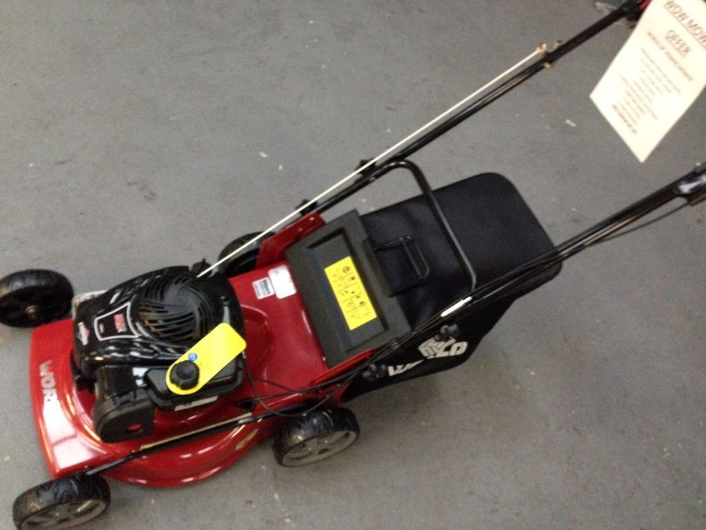"NEW 18"" POWER DRIVE LAWNMOWERS WITH BRIGGS AND STRATTON ENG, BALLYNAHINCH"