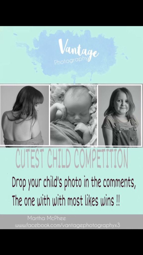 FREE CHILDS PHOTOSHOOT * cute children competition *