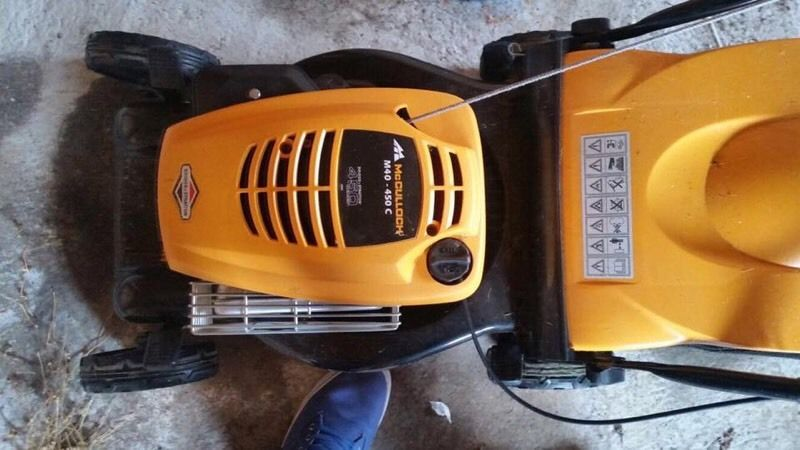 McCullough lawn mower for sale