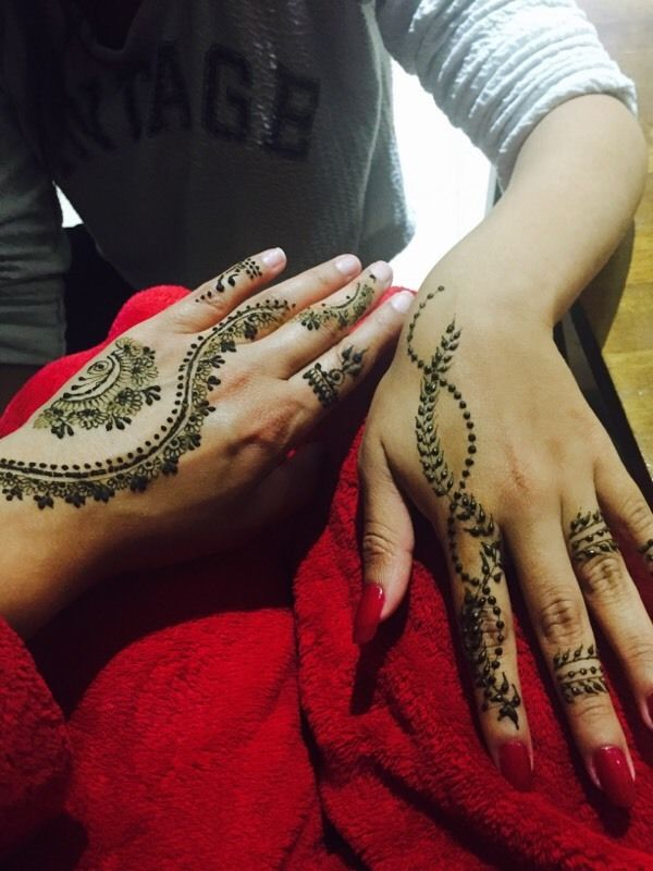 Henna Mehndi Artist West London