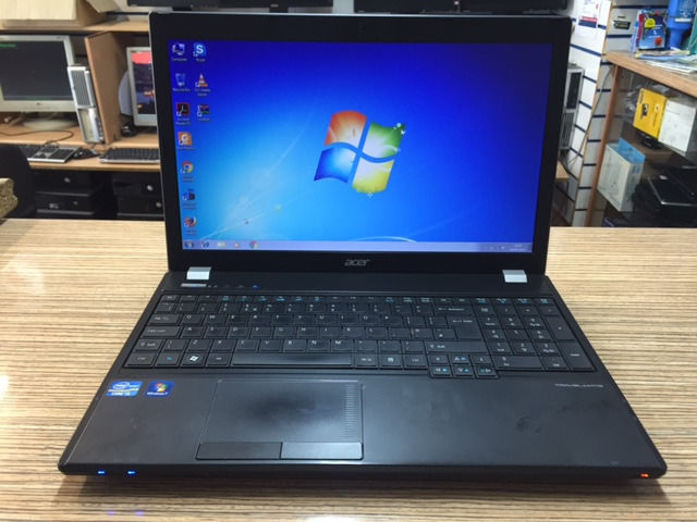 ACER TRAVELMATE 5760 Core i3-2350M (2rd Gen) 2.30GHz, 4GB RAM, LAPTOP