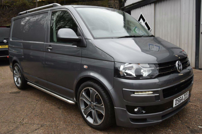 2014 64 VW Transporter 2.0TDI 140PS SWB T32 Highline BMT 4MOTION SPORTLINE PK