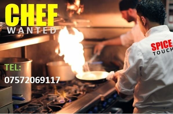 CHEF WANTED (INDIAN TAKEAWAY CARNFORTH)