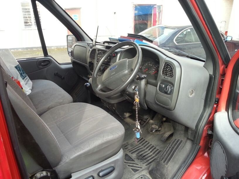 Ford Transit 2006. In Good Condition.