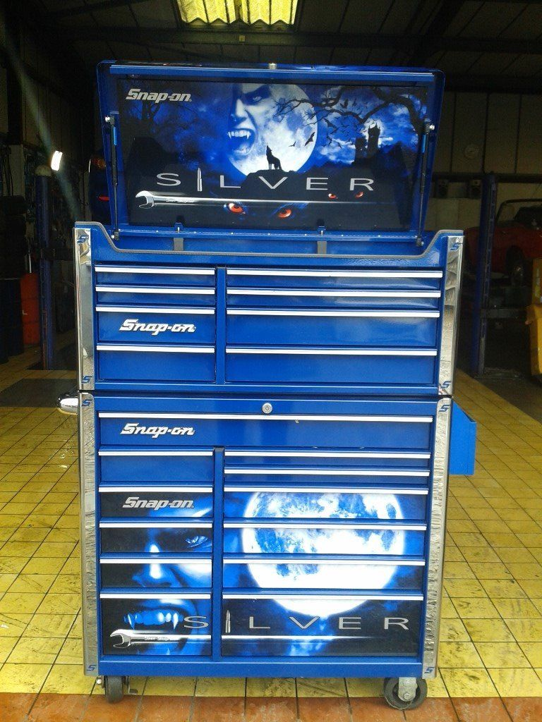 snap on kra toolboxs