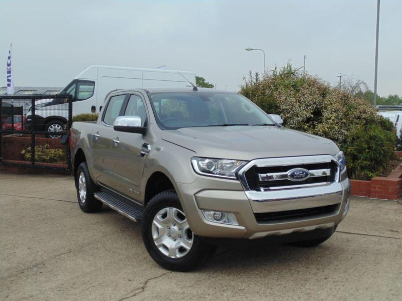 2016 Ford Ranger 3.2 Limited 4 door Pick Up
