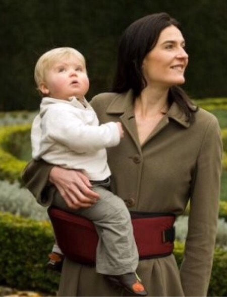 Hippychick Hipseat or hip seat - baby / child carrier