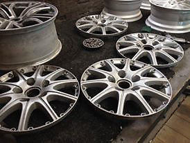 alloy wheel refurbishment powder coating refurb rim repair alloy wheel sales