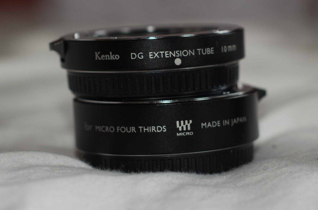 Kenko Macro Extension Tubes for Panasonic Olympus MFT M43 Micro Four Thirds