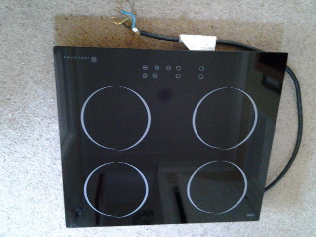 Proline Induction Hob - Model IH680P-U