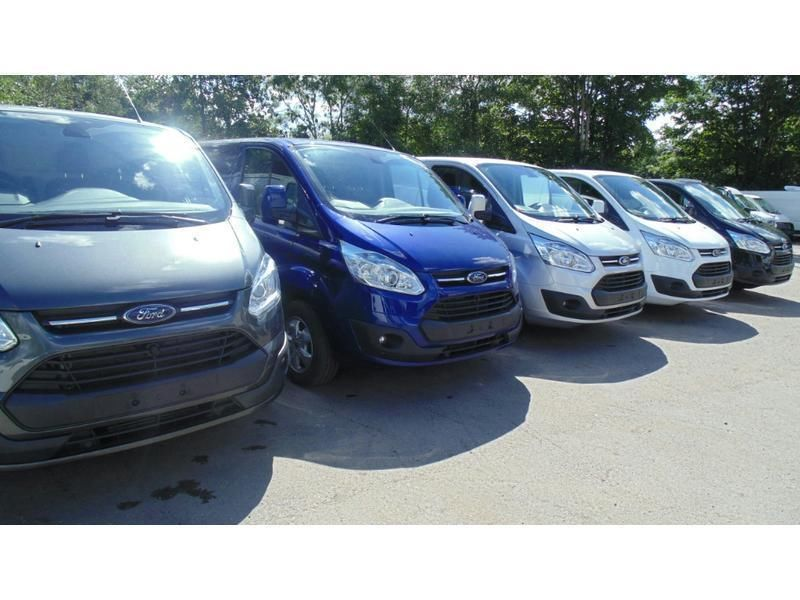 2016 Ford Transit Custom 16 Plate ALL COLOURS IN STOCK & READY TO GO