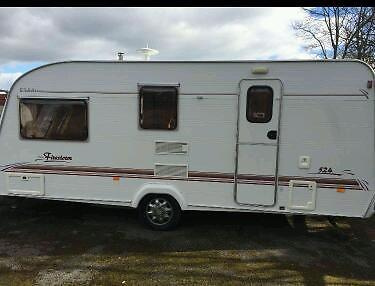 Elddis Firestorm 2002 (4-Birth)