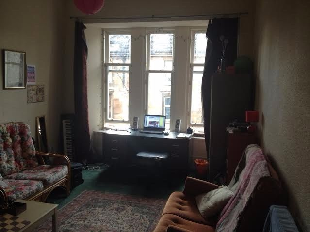 Double Room available in West End/Finnieston from August