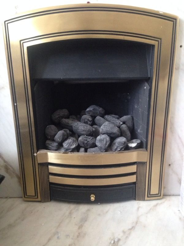 Inset gas fire - spares repair