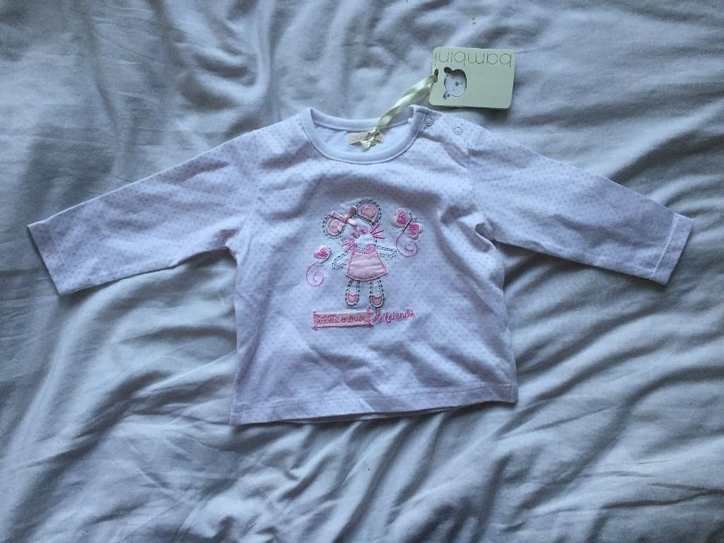 ***NEVER WORN*** Cute Mouse Top