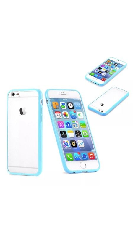 iPhone 6 hard clear case