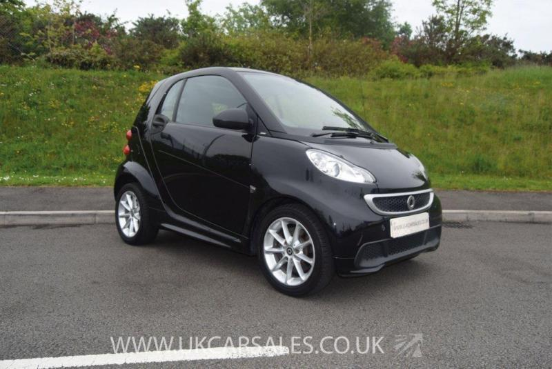 2013 Smart fortwo 1.0 MHD Passion Softouch 2dr