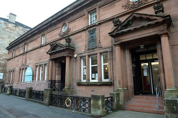Ghost Hunt in Govanhill Baths Glasgow Sat 25th June 9pm-3am