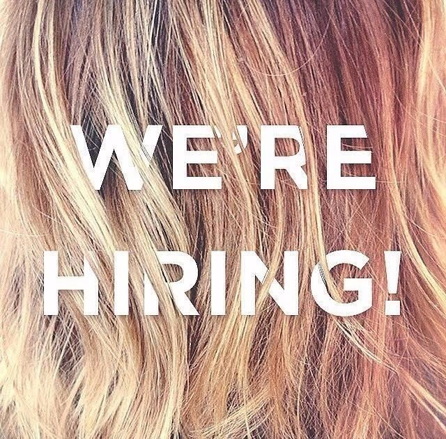 Rent a Chair Hairdressing Positions Available!